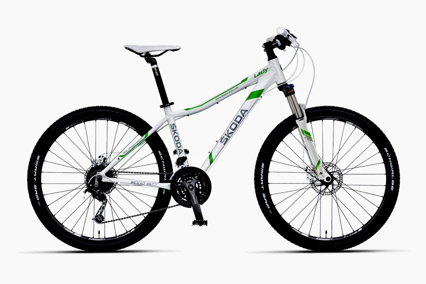 Skoda launches new 2014 Bicycle Range – broadest and best ...