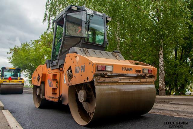 Проект «Безопасные и качественные дороги» дошёл и до Сипайлово