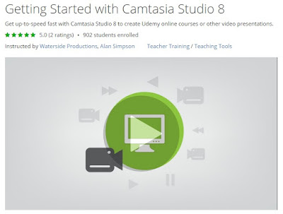 Getting Started with Camtasia Studio 8 - Free Udemy