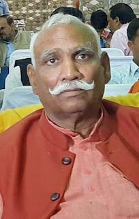 वरिष्ठ भाजपा नेता का निधन, जिलाध्यक्ष ने जताया शोक | #NayaSabera