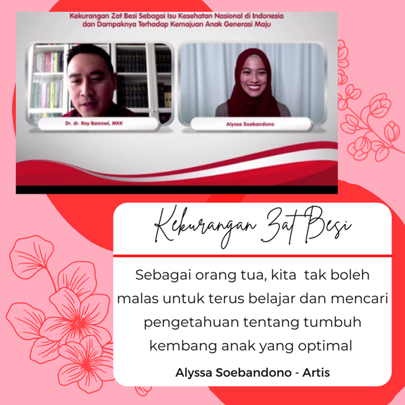 Alyssa Soebandono sharing bagaimana usahanya dalam memaksimalkan kedua putranya