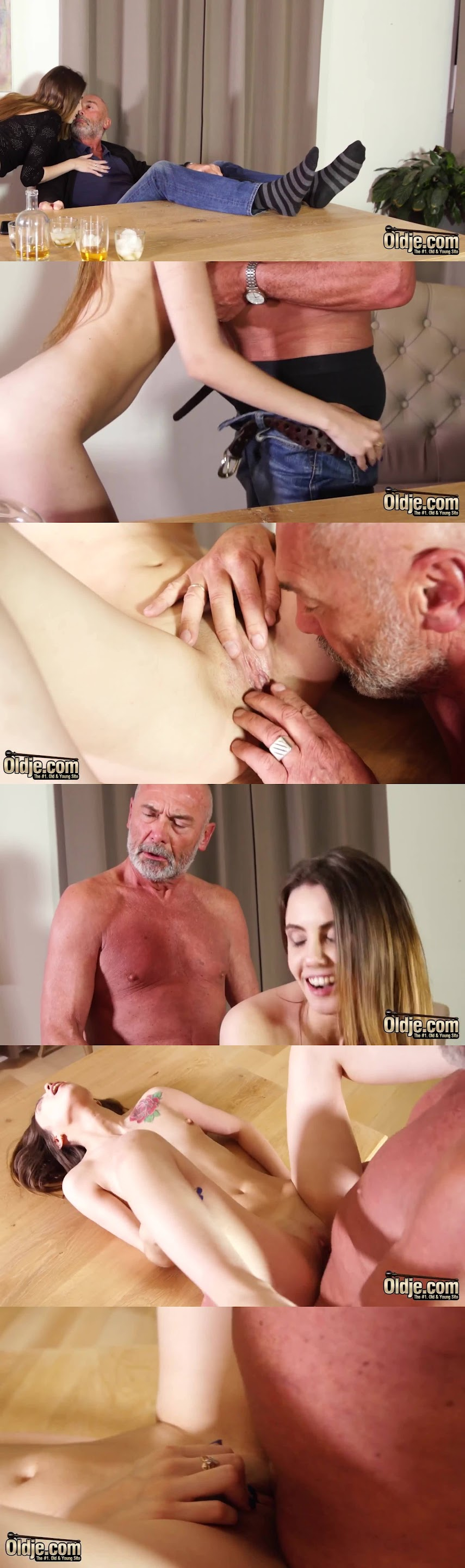 Old-Young Episode 758 You Cant Stop Me Elle Rose