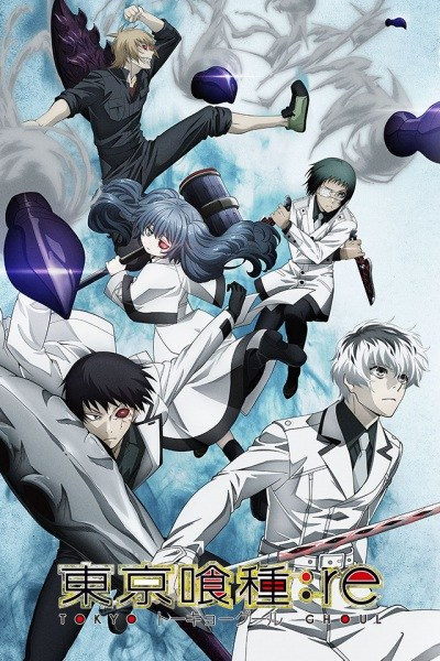 Tokyo Ghoul Season 3 Episode 1 Dowload Anime Wallpaper Hd