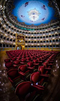 La Fenice Theatre, Venice - Italy