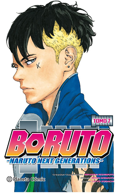 Boruto: Naruto Next Generations vol.7