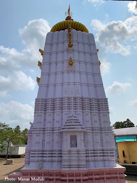 The Main Lakshmi Varaha Temple, Ali, Kendrapara
