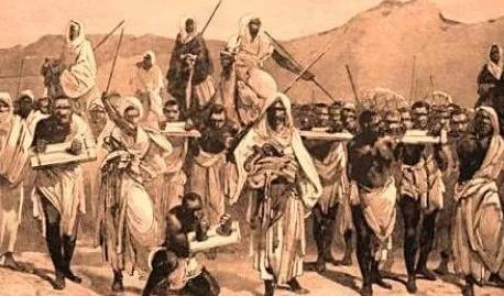 Silsilah Bangsa Arab Pra-Islam