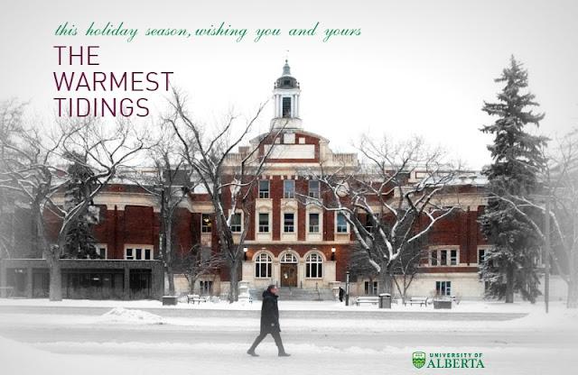 Happy Holidays, U of A!