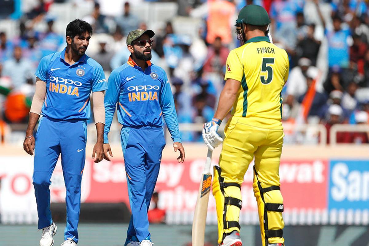 India Vs Australia 2020 Odi Live Streaming Sony Ten Star Sports Fox Sports