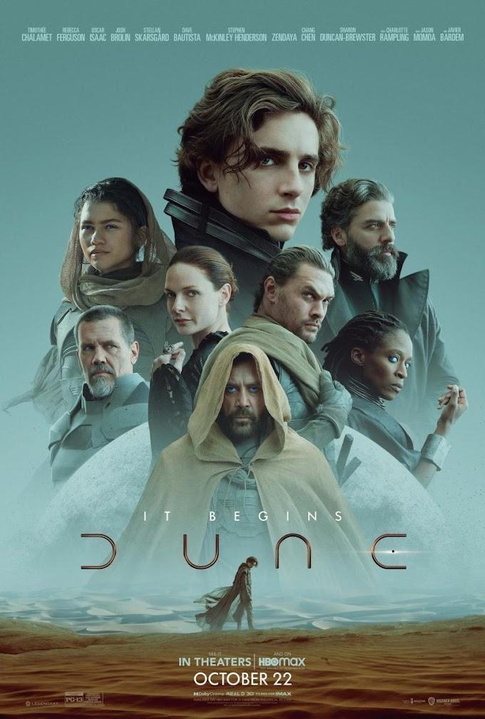 Crítica a 'Dune': Denis Villeneuve se hunde hasta la rodillas en las arenas de Arrakis, pero sale airoso, una adaptación apabullante en lo visual, pese a su carácter inadaptable e inconcluso.