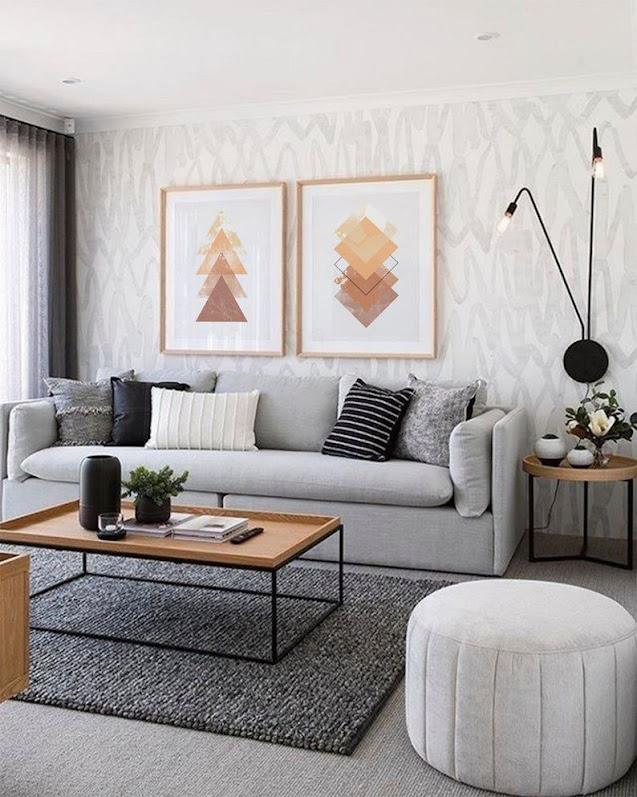 Model Desain Ruang Tamu Sederhana tapi Elegan Terbaru