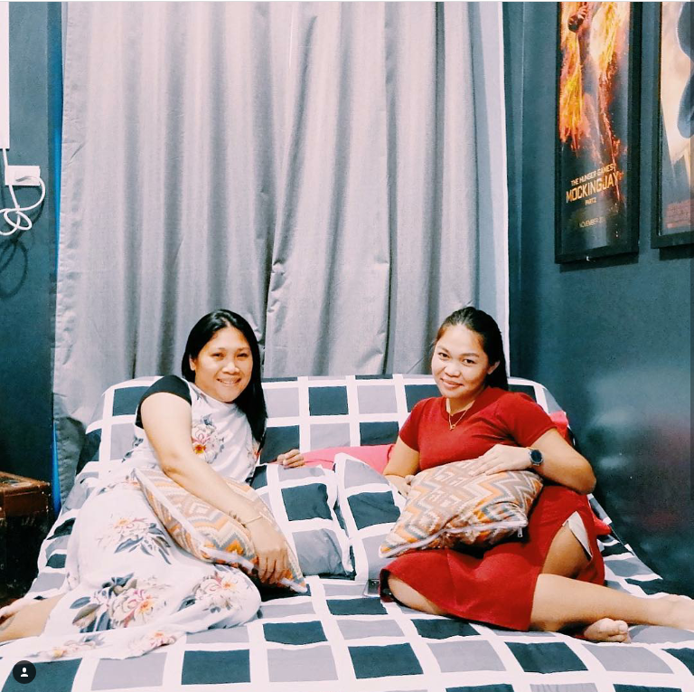 staycation at Moviebnb Pasig