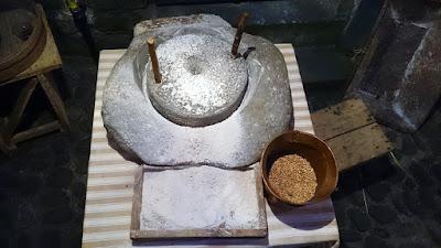 Wyrób mąki ze zboża