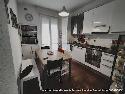 cucina- Grosseto Invest di Luigi Ciampi👈 5 VANI - VENDITA GROSSETO - gorarella