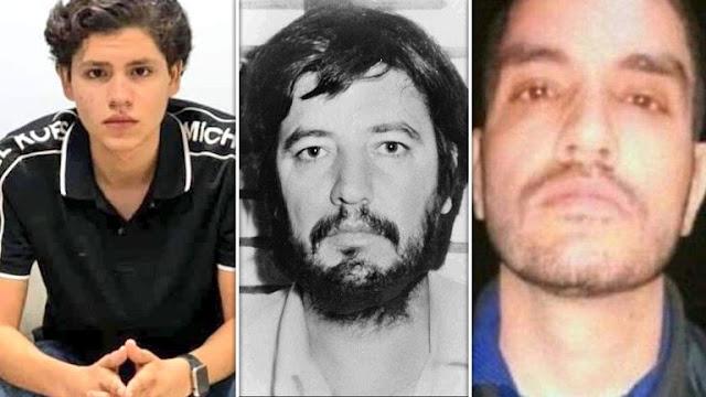 Pa todo aquel que sea de los Carillo Fuentes les llega la maldición, el señor en el quirófano, un asesinato a traición y otro en tragedia aérea
