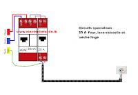 schema de branchement electrique des circuits sp cialis s schema electrique. Black Bedroom Furniture Sets. Home Design Ideas