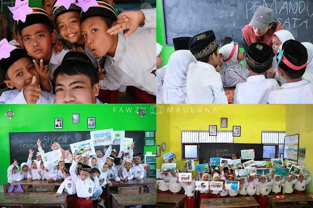 foto kegiatan kelas inspirasi semarang