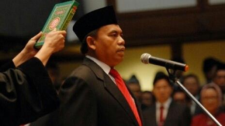 Sekda DKI Jakarta tidak Pernah Izin Sakit Selama Bekerja