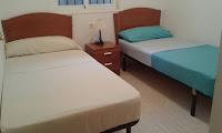 apartamento en venta costa caribe ii av jardin oropesa dormitorio
