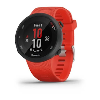 Forerunner 45 Lava Red