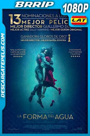La forma del agua (2017) BRrip 1080p Latino – Ingles