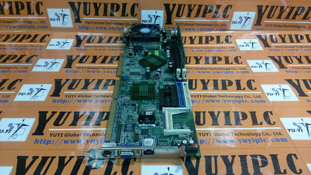 IEI ROCKY-3786EV V1.0 CPU card with PC133 256MB Computer RAM