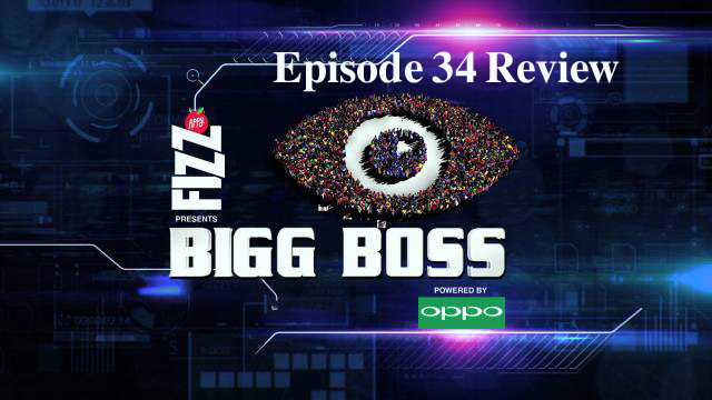 Bigg Boss 11 3rd November 2017 Episode 34 Review :Akah Dadlani Is Going to Mad About His Immunity Shield