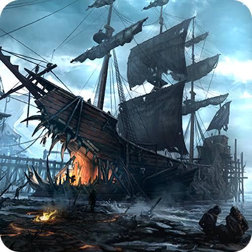 Navios de Batalha - Age of Pirates Navio de Guerra v2.6.28 Apk Mod [Dinheiro Infinito]