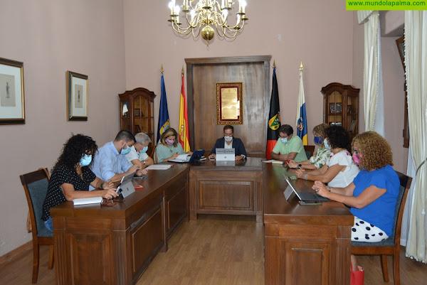 El Cabildo celebra un Consejo de Gobierno descentralizado en Fuencaliente