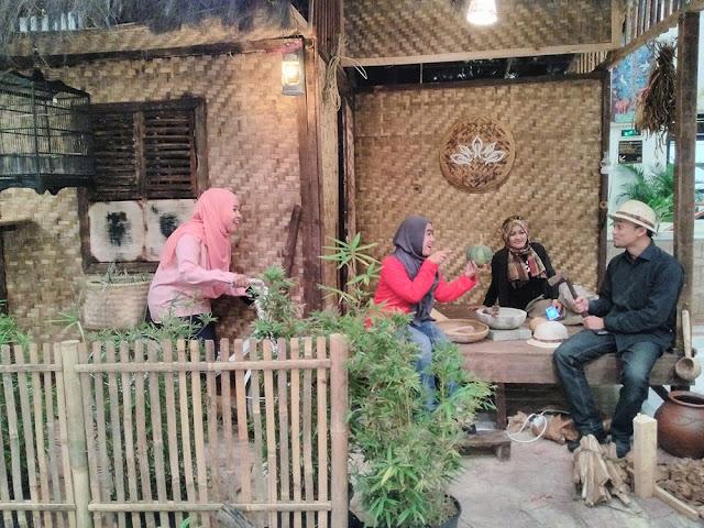 Buka Puasa di Prama Grand Preanger Serasa Buka di Kampung