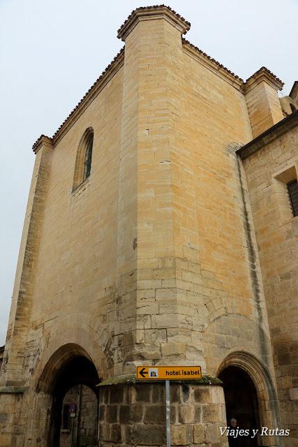 Iglesia de Santa Clara de Briviesca