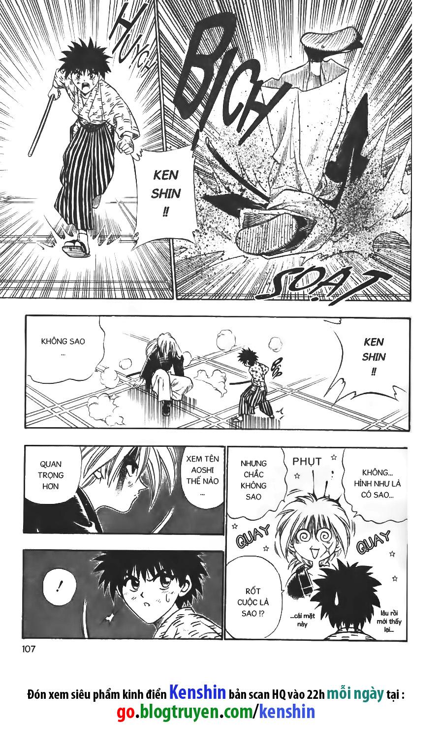 Rurouni Kenshin chap 28 trang 4