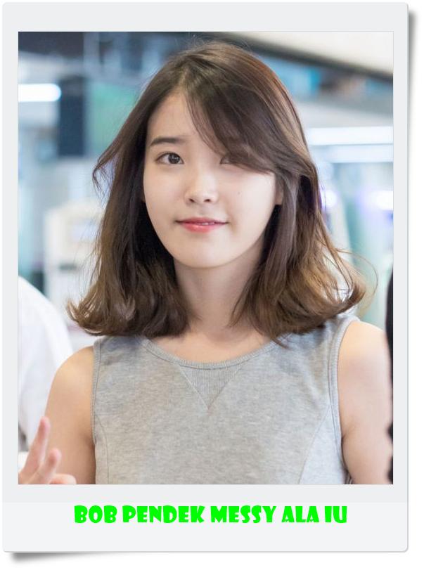 Gaya Terkini 36+ Model Rambut Pendek 2020 Ala Korea