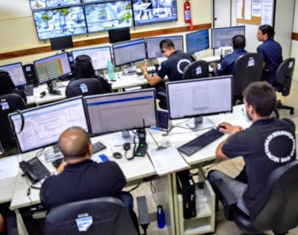 Operadores do Cicom ajudam a salvar vida de criança de 18 dias na cidade de Esplanada