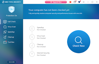 360 Total Security 9.6.0.1173 Final Terbaru