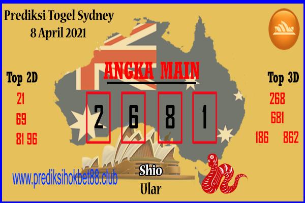 Bocoran Togel SDY 8 April 2021