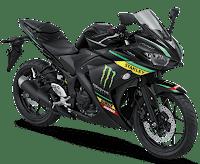 Harga Promo Cash dan Kredit Motor Yamaha R25 GP Tech 3