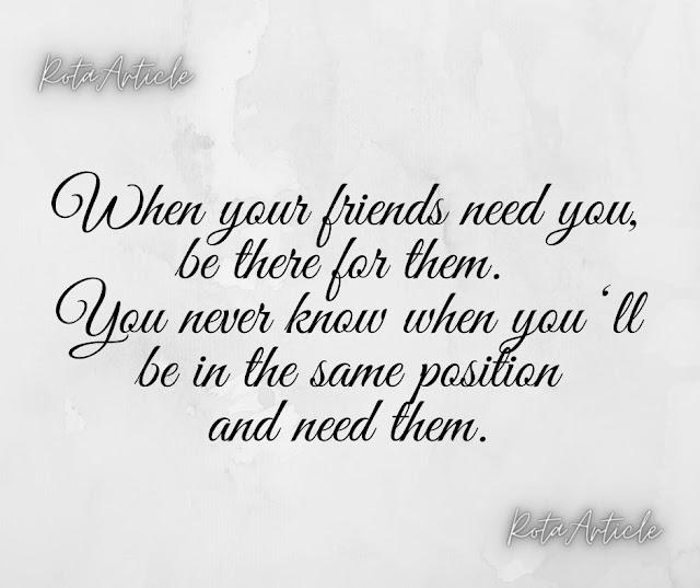 Friendship Heals the Broken Heart
