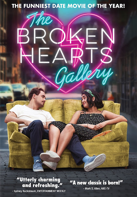 The Broken Hearts Gallery (2020) Hindi Dubbed | Watch Online Movies
