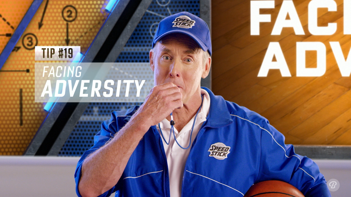 Comedy Plus Basketball Lottery Picks is a Winning Combination in New Speed Stick Spots