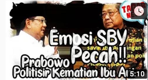 Blunder Prabowo