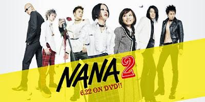 Nana Live Action 2 [Sub Español][Dorama][HD][MEGA]