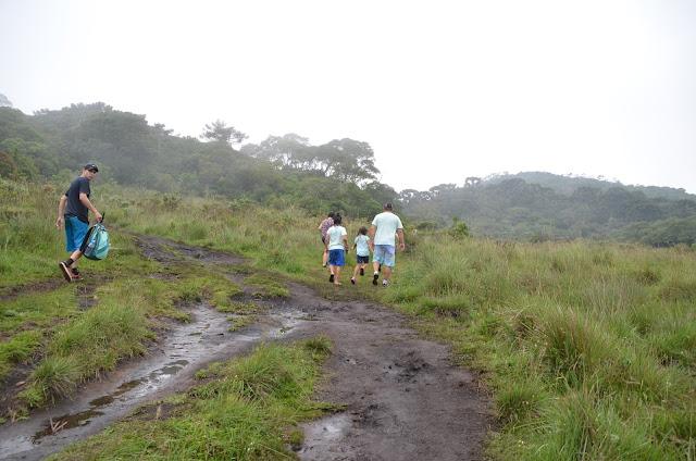Parque Nacional da Serra Geral, Cânion Fortaleza e Cachoeira Tigre preto