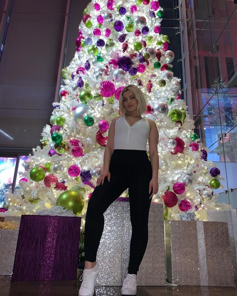 Bebe Rexha Instagram Snaps 25 Dec-2019