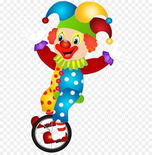 صور صور مهرج 2020 احلى رسومات مهرج ملونة cute-clown-png-clip-