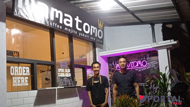 Kedai Mamatomo Milk Tea Tasikmalaya, Penghilang Rasa Galau