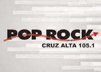 Rádio Pop Rock FM de Cruz Alta RS ao vivo