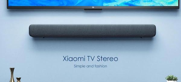 Xiaomi TV Soundbar a bom preço na Europa