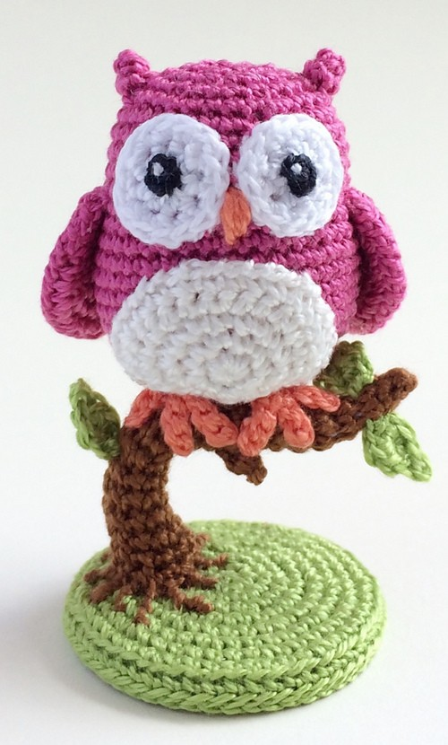 An Owl Is Born - Free Pattern