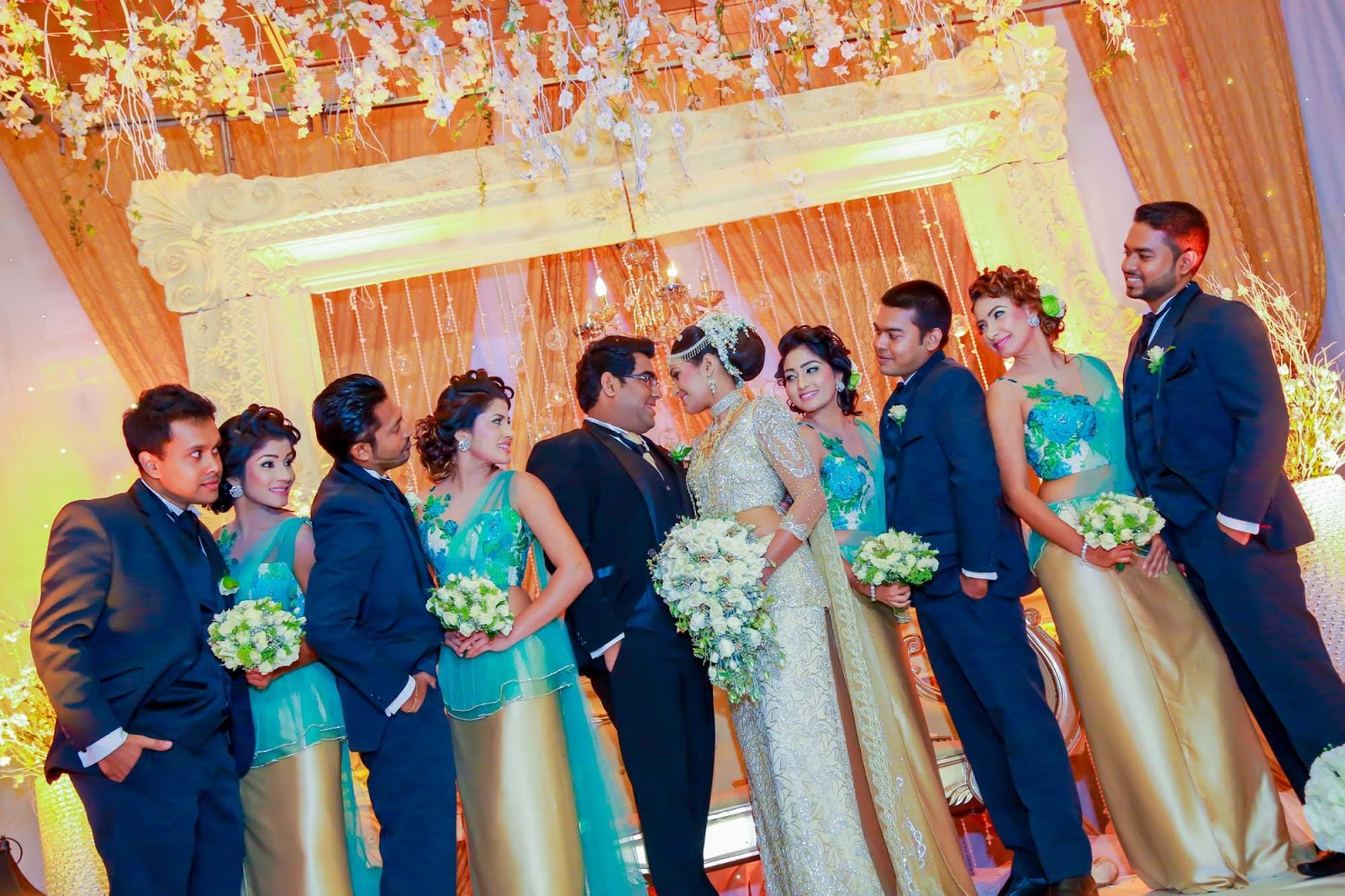 Lakme Pereras Wedding Sri Lanka Hot Picture Gallery